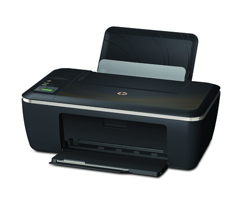 The HP Deskjet Ink Advantage 2520hc All-in One printer
