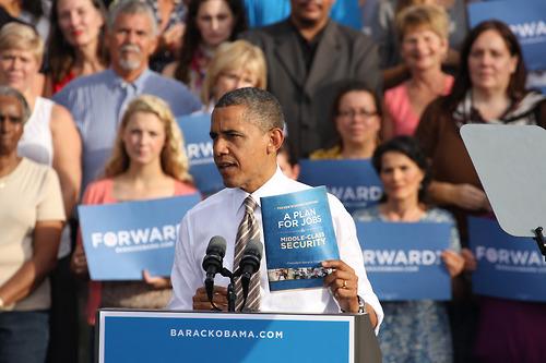 President Obama in Tampa