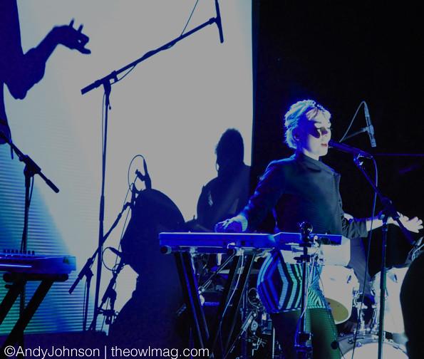 Ultraista @ Le Poisson Rouge, NYC 10/24/2012