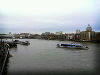 Thames from Southwark Bridge