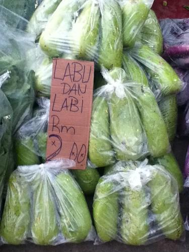 亚庇海滨市场