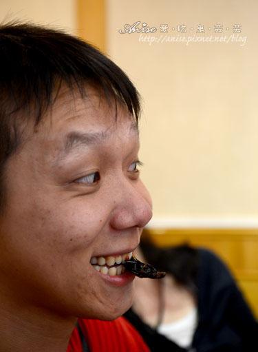 【驚奇料理】廣東韶關.迎賓酒樓(這是水中人蔘「龍蝨」,不是恐怖的水蟑螂)