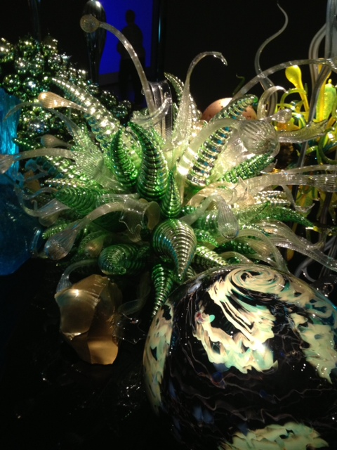 green chihuly