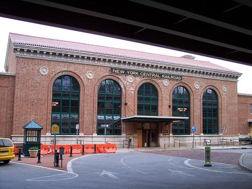 Exterior: Poughkeepsie