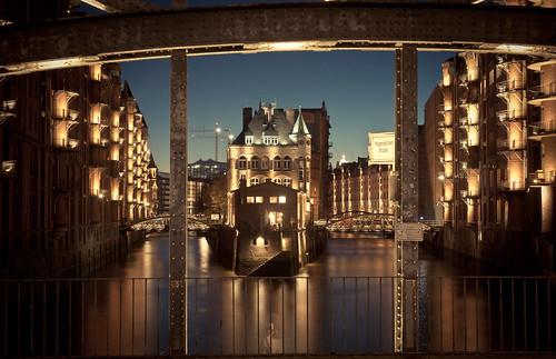 Speicherstadt Hamburg #9340