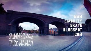 SUMMER THROWAWAY 2012 – Skateboarding Film