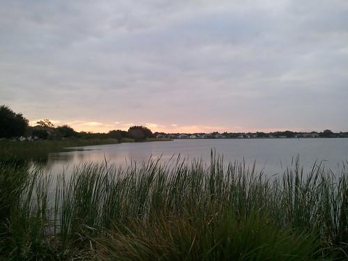 lake sunrise florida scenic fl riverview