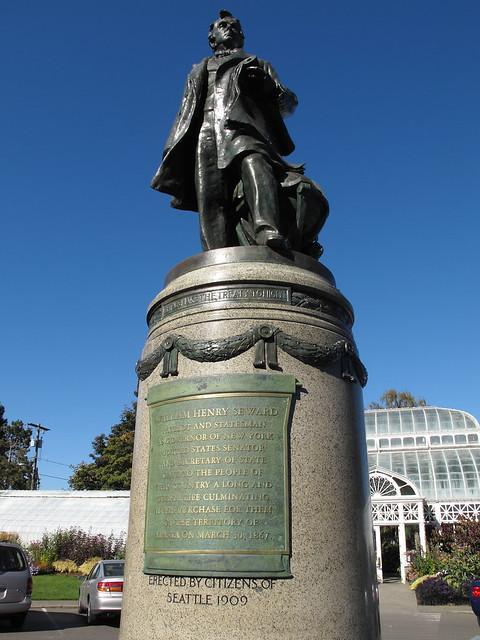 Header of William Henry Seward