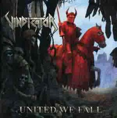Vindicator - United We Fall (2012)