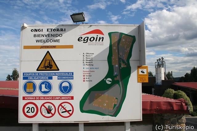 Egoin - Ongi etorri, Bienvenido, Welcome