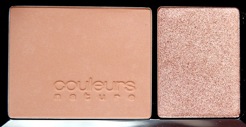 Yves Rocher Hàle léger bronzer and shimmer powder duo2