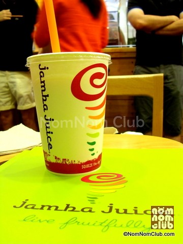 Jamba Juice The Block Branch