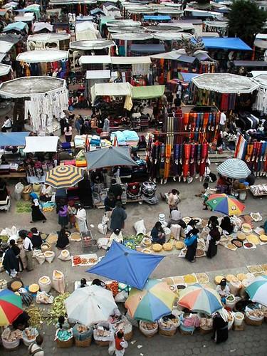 Mercado de Otavalo- Ecuador by asturconmar( Marcos)