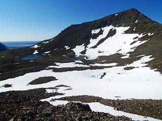 Day 1: From Fljótavatn lake to Hlöðuvík