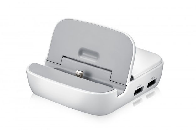Smart Dock: Convierte el Galaxy Note II en un mini PC
