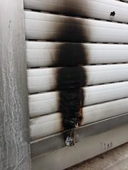 Brandstiftung Wilhelm-Leuschner-Schule - 31.10.12