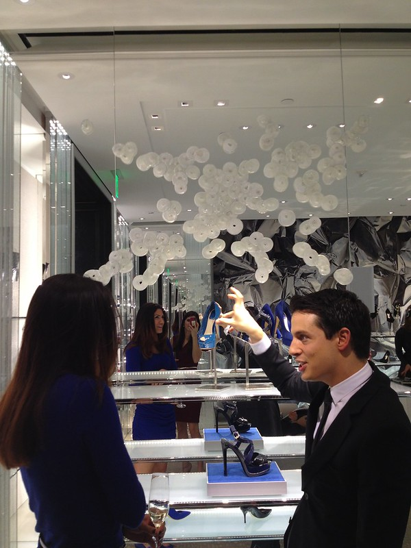 Dior Boutique- Kelly and Gregory