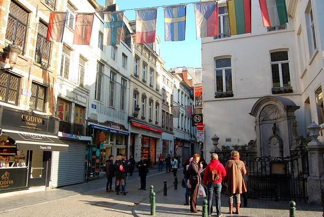 Roteiro pelo Centro de Bruxelas