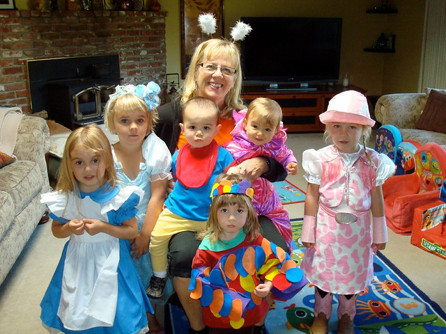 Daycare Halloween Party