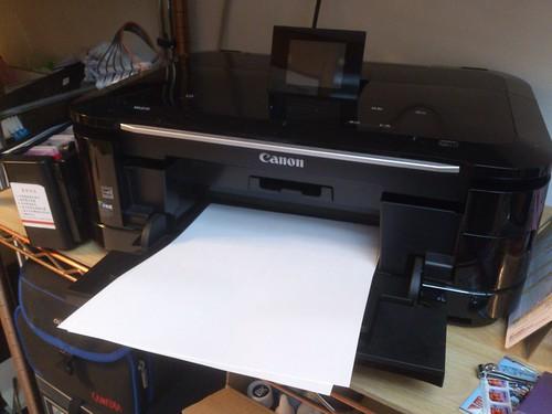 Canon MG6170 連續供墨