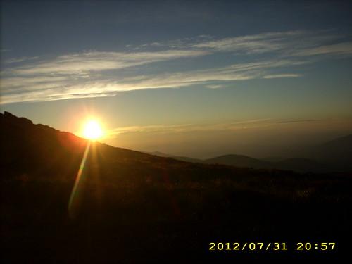 Ammonoosuc Sunset