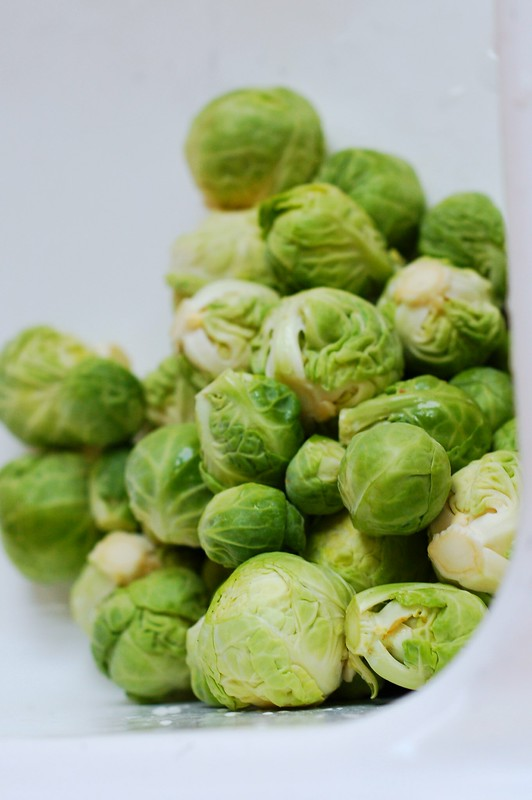 Brussels Sprouts by Eve Fox, Garden of Eating blog, copyright 2012