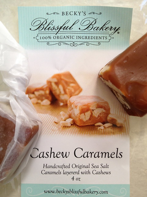 Becky's Blissful caramels