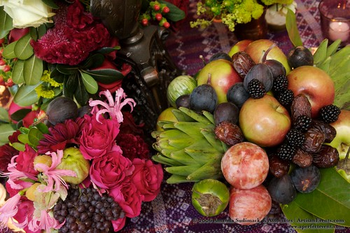 Floral Friday - oh so Pretty Produce