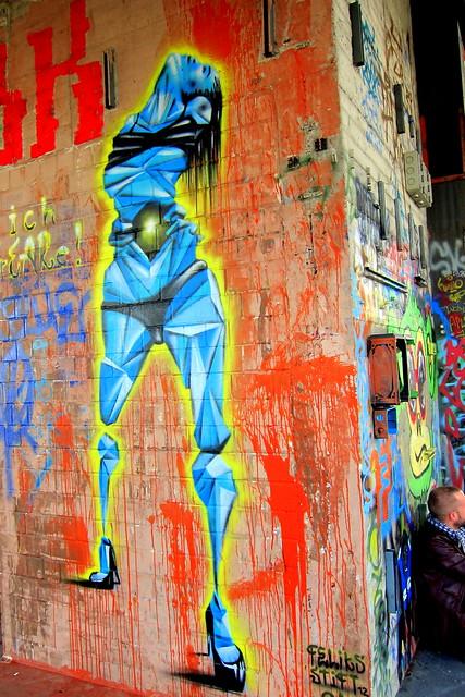 graffiti   feliks stift   teufelsberg . berlin 2012