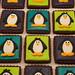 Penguin Cookies by Nadia Bakes