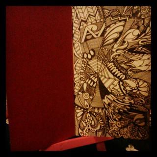 #doodle #moleskine #draw #art #relax #kitschikoo #moleskinerie #pen  #ink #instagramartist #instaart #artstagram #creative #instagramers #instagramartist #illustration #sketchbook #doodling #myart #notecard #moleskinenotecard
