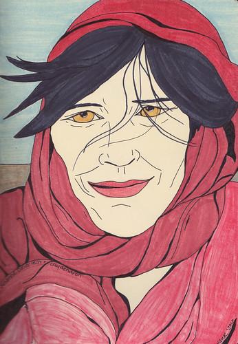Susanne Deierlein-Lilydendron by Hank V