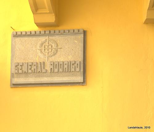 Calle General Rodrigo, Lanjarón
