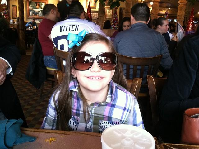 ella big glasses