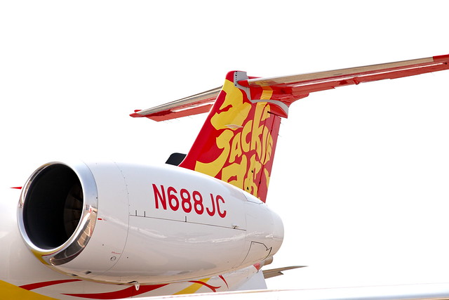 Jackie Chan's Embraer ...