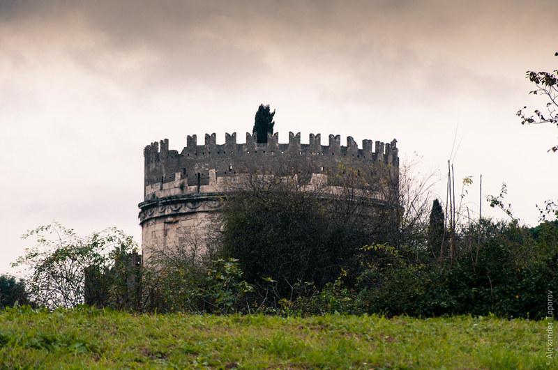 Mausoleum of Cecilia Metella