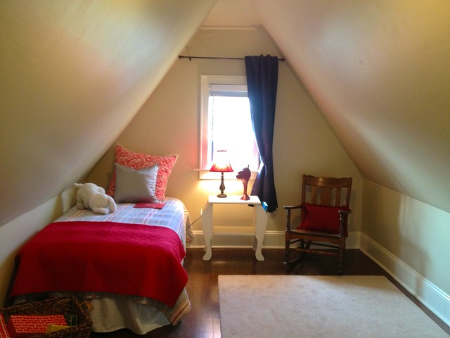 Attic Bedroom value tips advice financial money budget value profit increase ideas how to remodel renovate addition