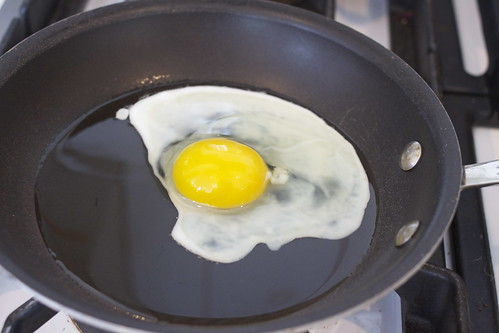 Perfect Sunny Side Up Eggs