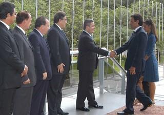 Aécio Neves e Antonio Anastasia - Posse Governo de Minas - 01/01/2007