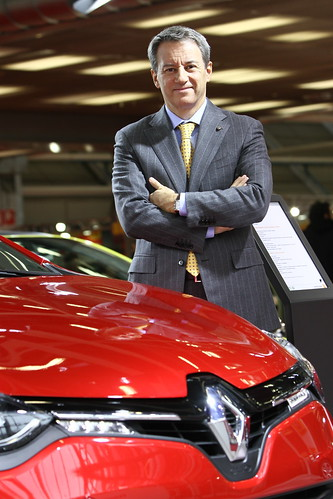 8386913057 e9790bec5d Interview with Jacques Bousquet President of Renault Italia   1^st part