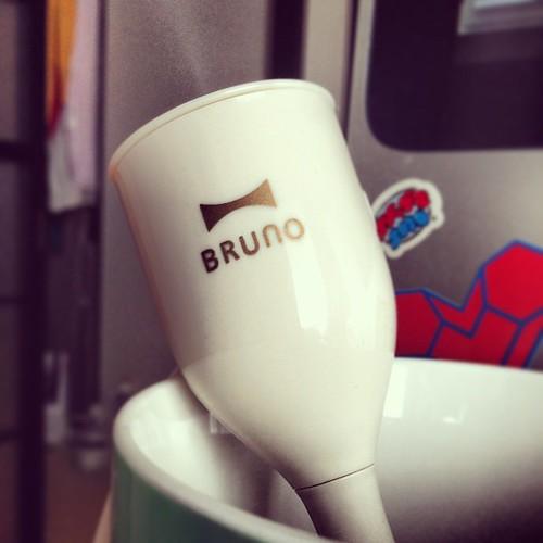 Steam humidifier BRUNO