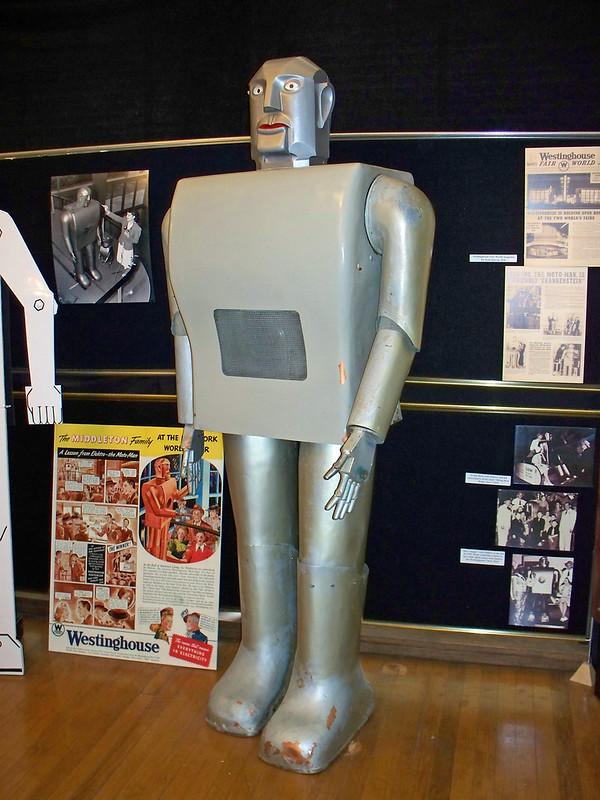 OH Mansfield - Elektro Robot