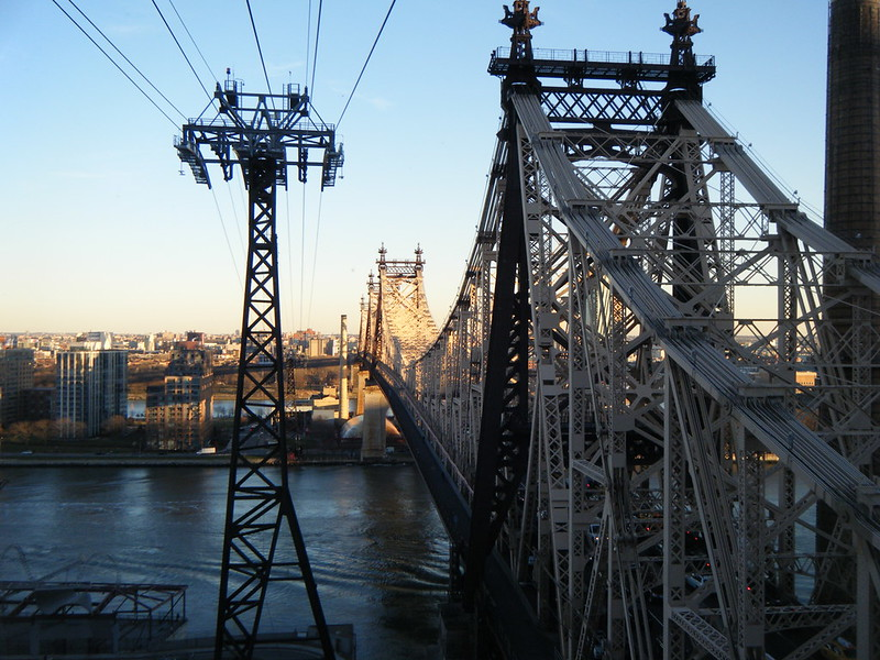 Queensboro Bridge from the Tramway
