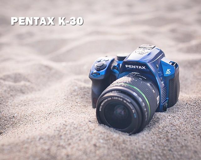 PENTAX K-30 全天候防水滴 防塵  無限玩創意(開箱動手玩)