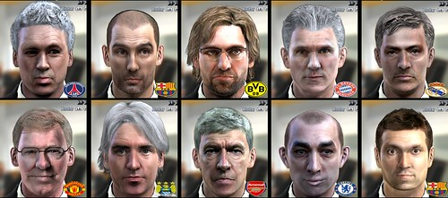 Download Mega Manager Facepack PES 2013