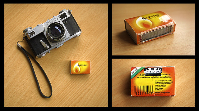 Homemade matchbox lightmeter [EXPLORED on 31.01.2013. #398]