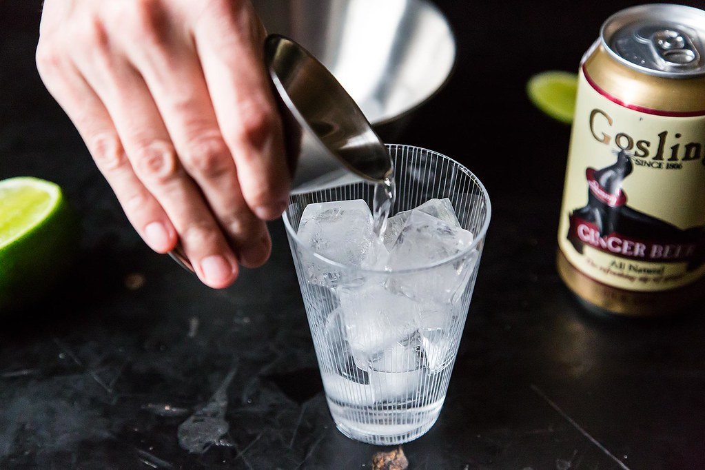rum/ice