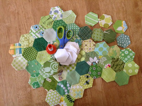 Crazy for hexies