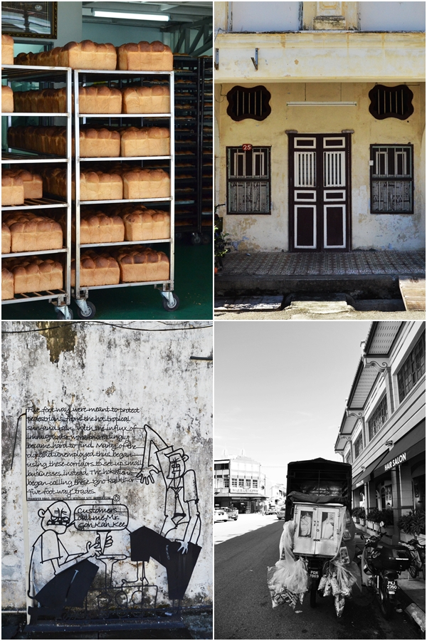 Penang - A Taste of Yesteryear's