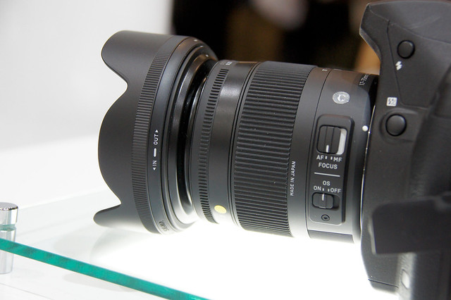 sigma 17-70mm F2.8-4 DC MACRO